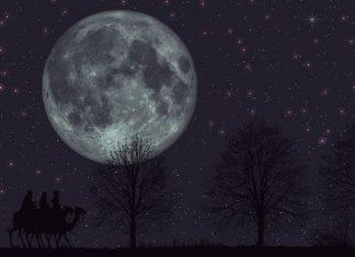 re magi di notte