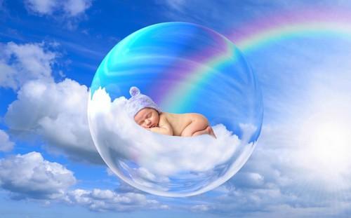 bambini arcobaleno