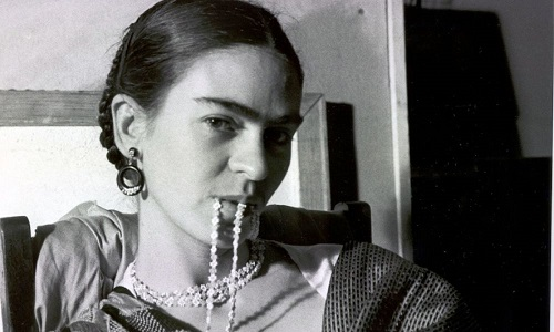 Le Fotografie Di Lucienne Bloch A Frida Kahlo Un Amicizia