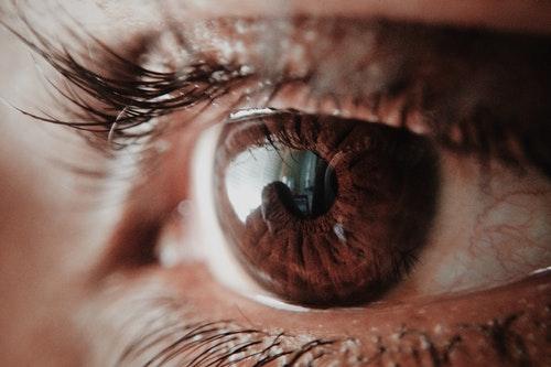 occhio specchio del mondo