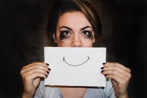 reprimere le emozioni