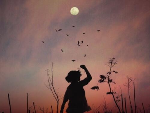 luna di primavera