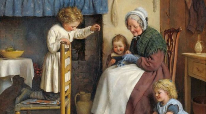 Grembiule della Nonna