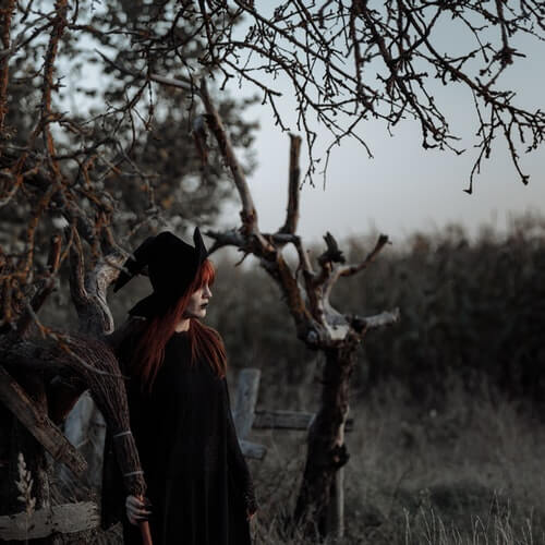 Befana, strega antica