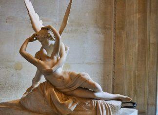 Louvre-statua-amor-e-psiche