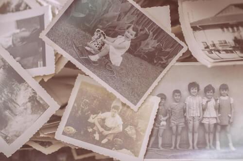 foto-in-bianco-e-nero-di-bambini-piccoli