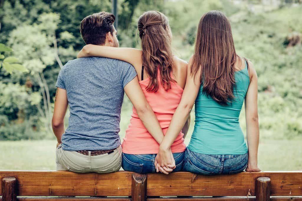 Essere l'amante di un'amica della partner