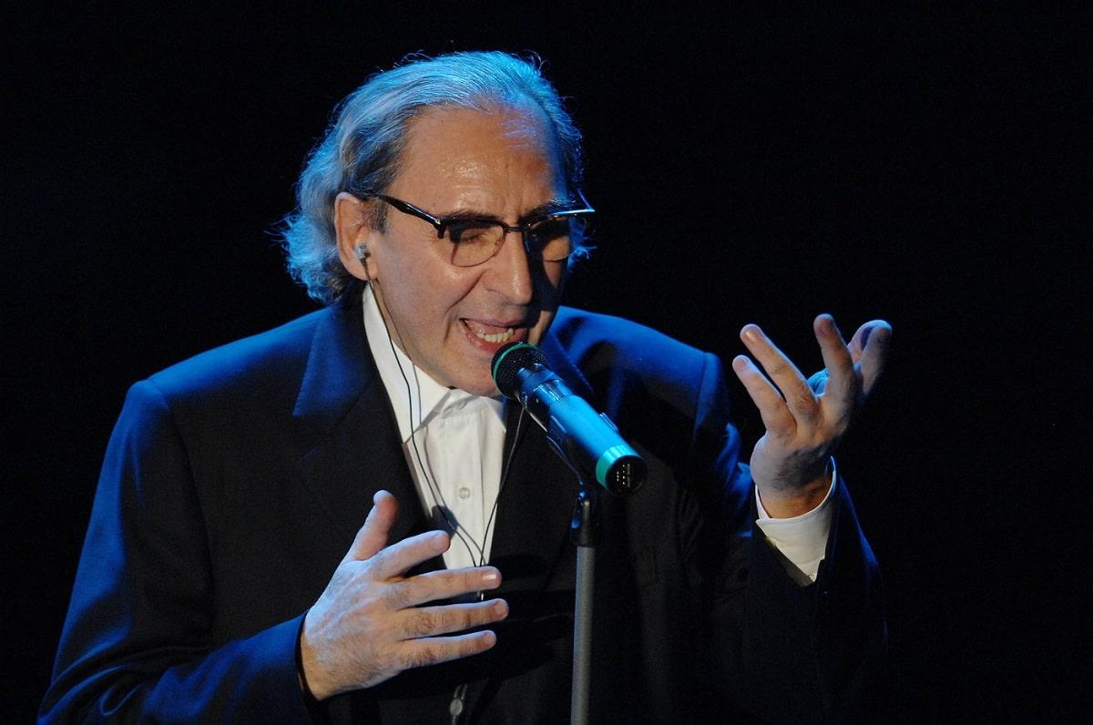 Franco Battiato che cante