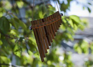 flauto-di-Pan-appeso-ad-un-albero