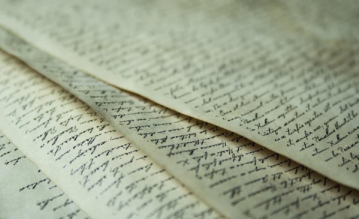 Antichi fogli scritti
