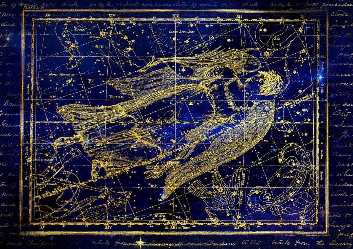carta-del-cielo-costellazione-della-vergine