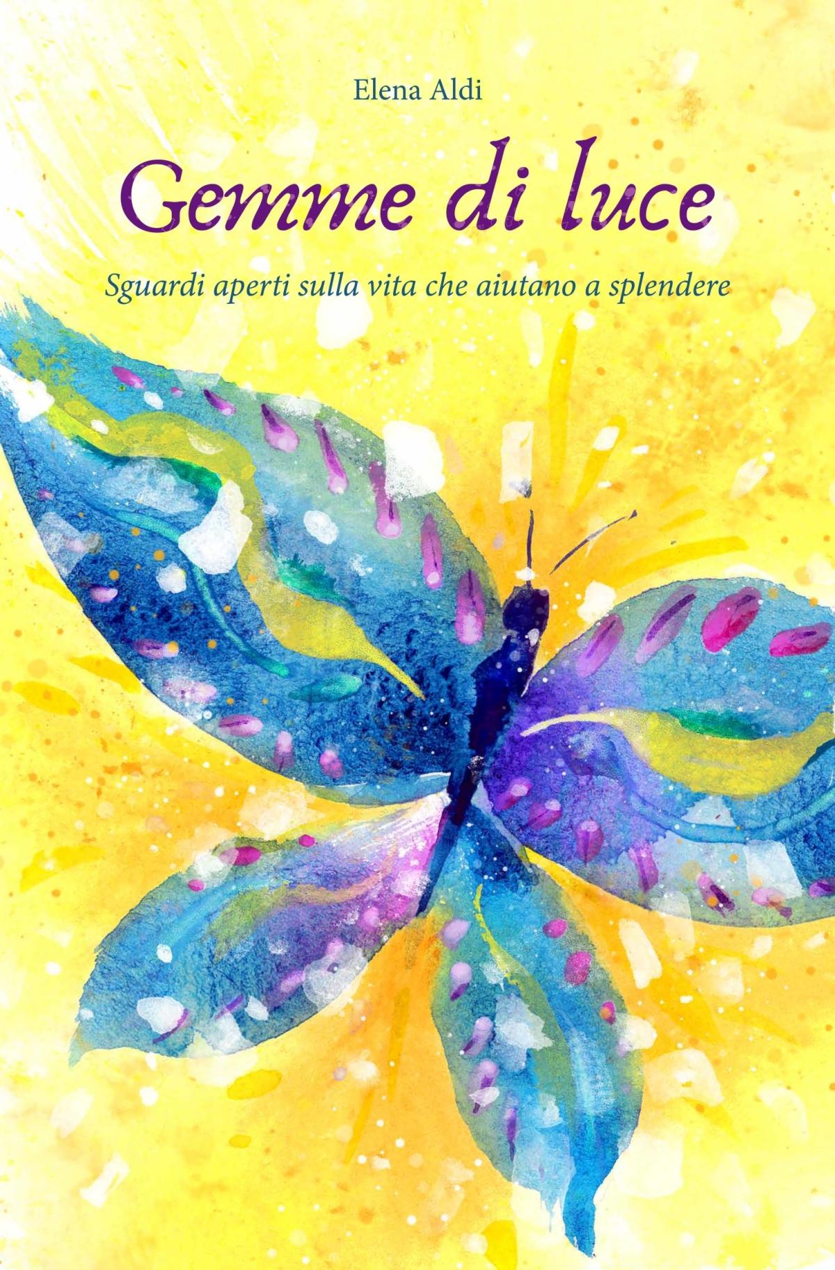copertina con farfalla